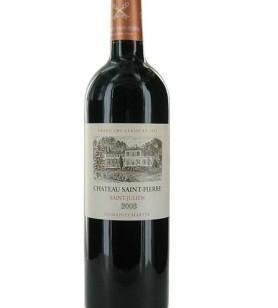 圣皮埃尔城堡干红葡萄酒2012图片