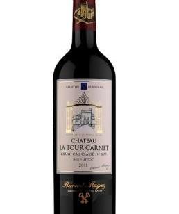 拉图嘉利城堡干红葡萄酒2011图片