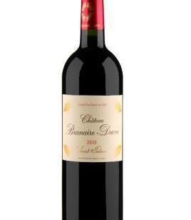 班尼庄园红葡萄酒2004图片