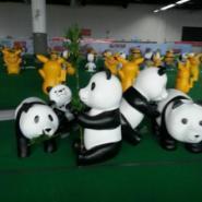 什么才是可爱我们的卡通最可爱熊猫图片