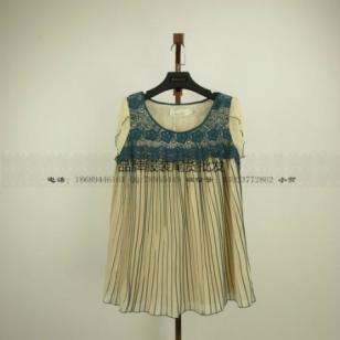 马塞弗品牌折扣女装走份服装市场图片