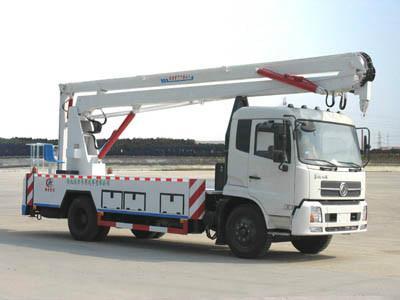 供应东风天锦18米高空作业车