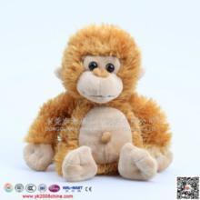 供应毛绒猴子定做 东莞毛绒猴子定制 布艺毛绒猴子公仔 东莞毛绒猴子玩具