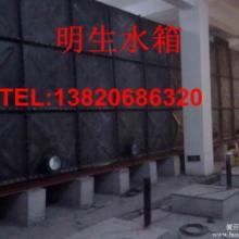 供应天津搪瓷钢板水箱