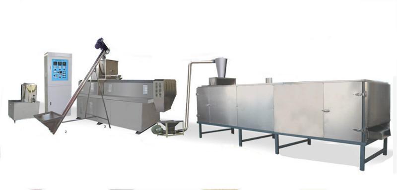 供应食品膨化机械生产厂家