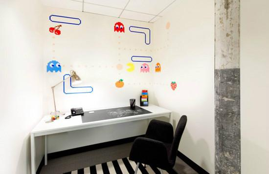 供应武汉办公楼装修也可以这么任性,赫伦美筑设计创造