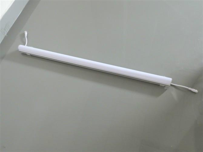 供应LED全彩8段48珠LED轮廓灯  24V供电 3年质保 高端亮化工程首选款  裕博光电