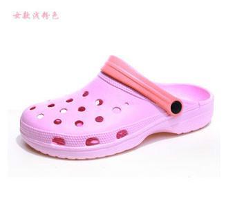 外贸洞洞鞋图片/外贸洞洞鞋样板图 (1)