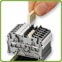 供应万可Wago接线端子100防插错设计- 用于插入式连接的插座。图片