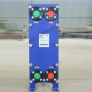 电炉冷却窑炉水冷却用板式冷却器图片