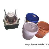 供应注射模10升塑胶涂料桶模具