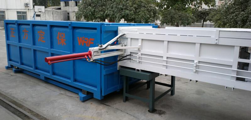 供应垃圾压缩机项目合作加盟代理