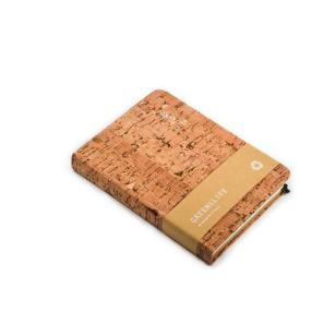 仿木纹精装记事本牛皮纸记事本图片