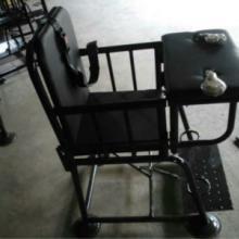 供应软包全铁质审讯椅