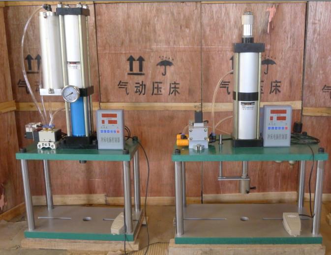 气动压力机  四柱式气动压机生产厂家