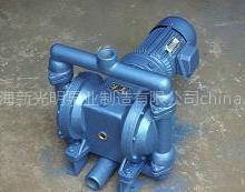 供应上海新光明铸铁电动隔膜泵上海新光明铸铁电动隔膜泵性能优价格合理图片
