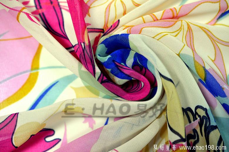100D雪纺印花图片/100D雪纺印花样板图 (1)