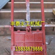 天津1*8×2*铸铁闸门图片