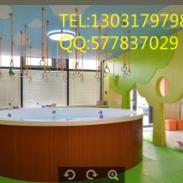 新生儿游泳池洗澡桶冲浪戏水池图片