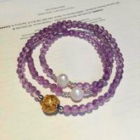 供应紫水晶手链
