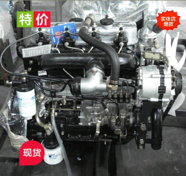 供应朝柴4102国三国四发动机总成配件,配套东风多利卡、江淮威铃、福田