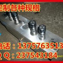 供应固定式一排式四轴多轴器 多轴钻