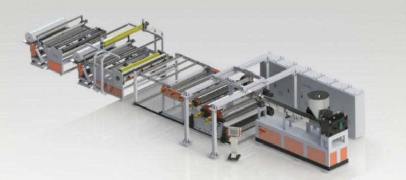 供应EVA板片材挤出生产线