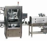 全自动热缩膜套标机时产量21000图片