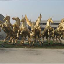 供应铜马.铸铜马.铜马雕塑生产厂家
