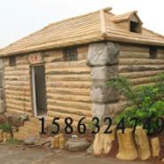 北京拟木房子价格图片