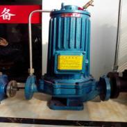 SPG型立式管道屏 蔽泵图片