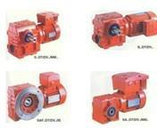 供应SF/SAZ37斜齿轮蜗杆减速机多速比诺广全国销售图片