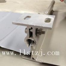 供应铝镁锰屋面配件-铝合金防风夹具图片