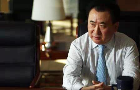 王健林:玩微信简直是在浪费时间