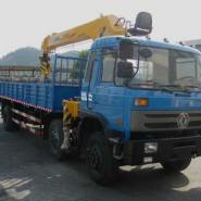 东风EQ5252JSQZM型随车起重运输车图片