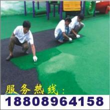 海南SPU橡胶地坪,硅PU,耐磨防摔跑道