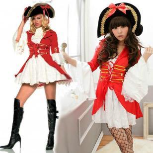 海盗服装出租北京租赁晚礼服图片