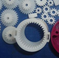 风扇塑胶配件图片/风扇塑胶配件样板图 (2)