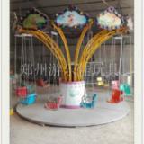 供应上海大型广场儿童户外旋转飞椅 电动飞椅娱乐设施 公园游乐场游乐