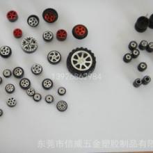 供应玩具车轮自动烫金串加工