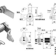 供应武汉ms705配电柜门锁圆柱锁转舌锁批发
