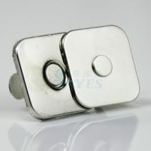 供应厂家14mm普通方形超薄磁钮超强磁性批发