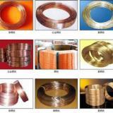 供应进口镀银c5191磷铜线价格紫铜扁线-h65镀锡黄铜线厂家