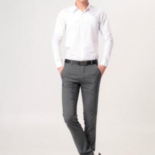 新款韩版男装休闲裤图片