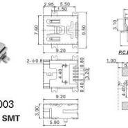 生产迷你USB贴片5P图片