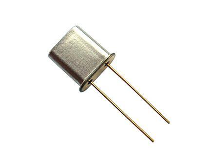 供应49U2M晶振插件可定制压电晶体