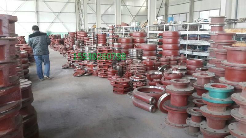 供应立杆污配件叶轮泵体