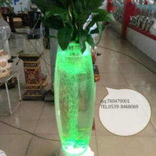 增氧水培玻璃瓶厂家图片