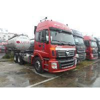 供应广东地区不锈钢槽罐车液体运输