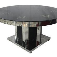 办公家具酒店家具餐桌椅电动圆台餐